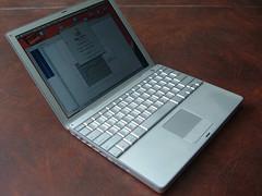 open (world_of_noise) Tags: apple powerbook g4 forsale mac laptop
