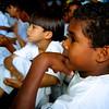 Jonathan (carf) Tags: girls brazil art boys sport brasil kids children hope dance kid community capoeira child hummingbird traditions esperança social skills folklore philosophy martialarts batizado capoeirabeijaflor beijaflor ecbf