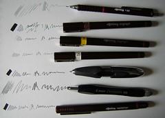 gel ink pen