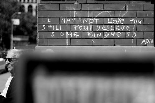 Graffiti sur un mur
