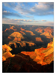 Grand Canyon in fire !!! (Imapix) Tags: voyage travel arizona usa nature photo bravo photographie grand canyon imapix yourfavpix favpix imapixphotography gatanbourquephotography