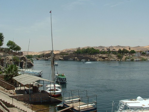 egypt nile aswan