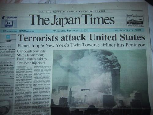 Sept 11 news
