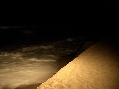 CIMG6456 (emma b) Tags: 2005 may spain andalucia mojacar beach playa night sea waves cinedof portfolio