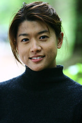 Grace Park (Boomer) on Battlestar Galactica