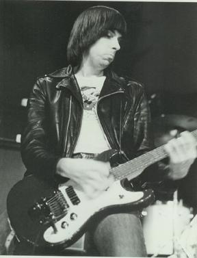 Johnny Ramone 1977