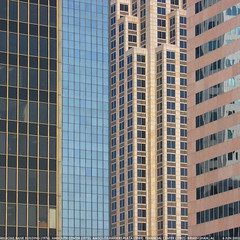 wall of banks (Dystopos) Tags: 2005 city building glass modern 1025fav skyscraper geotagged birmingham alabama bank mostfavorited 35205 finance curtainwall geo:lat=335184 geo:lon=868065