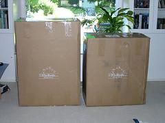 Mattress in a Box (optically active) Tags: olympusc5060 bed box mattress latex
