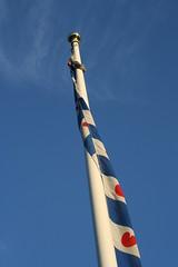 Friesche Flag (drbakker) Tags: drb flag friesland friesche vlag