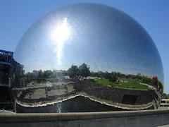 Geode da Villette (LGP1) Tags: frana paris parcdelavillette lgp1 geode france