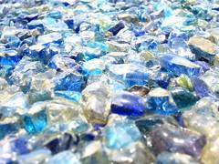 Blue Diamonds - by Stewart Leiwakabessy