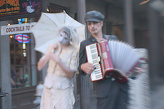 AccordionPlayer-New Orleans, LA (carolsLittleWorld) Tags: lensbaby portraits streetperformers neworleans streetphotography busking streetportraits neworleansla accordionplayer accordianplayer streetcharacters jacksonsquareneworleans lpperform playingfortips utata:project=upfaves cocktailstogosign