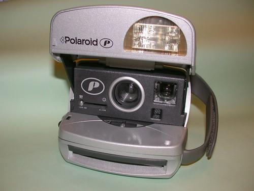 Polarid 600 - Front