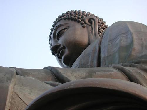 El Buda de Lantau