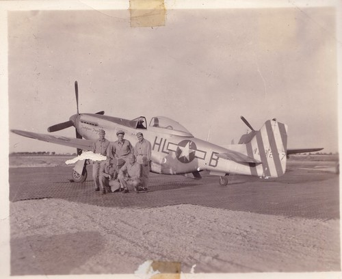 Warbird picture - p-51