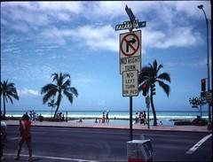 Kalakaua Avenue - Waikiki