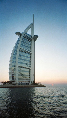 Burj al Arab by Bruno Girin.