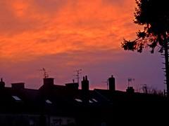 2016-12-09 sunrise (10)over the city (april-mo) Tags: sunrise leverdesoleil light sky ciel clouds nuages nature landscape city contrejour roofs toits