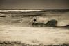 Copy of Kauai b&w25-2 (chiarina2016) Tags: kauai hawaii island beach monotone blackandwhite chiarinaloggia stormyseas waves trails hiking surf surfing