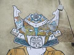 Nantes, Combo-Noty-Aroz (Zerbi Hancok) Tags: france nantes nantesgraffiti nantesstreetart street walls