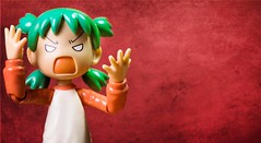 Raging Day (Iggy Summers) Tags: toyphotography yotsuba emotions anger raging