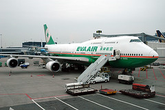 EVA Air 747-45E(C) B-16463 (caribb) Tags: amsterdam plane airplane airport wings eva gates aircraft air tail jets airplanes wing jet cockpit aeroplane best motors engines landinggear planes avio flugzeug schiphol aeroport aeropuerto  747 airliner aeroplanes avion airliners rudder aircrafts 747400 flaps vliegtuig fuselage jetliner flugzeuge  744   jetliners aeroplano nosegear b16463 luchtvaart   lesavions airlinesofasia airlines101