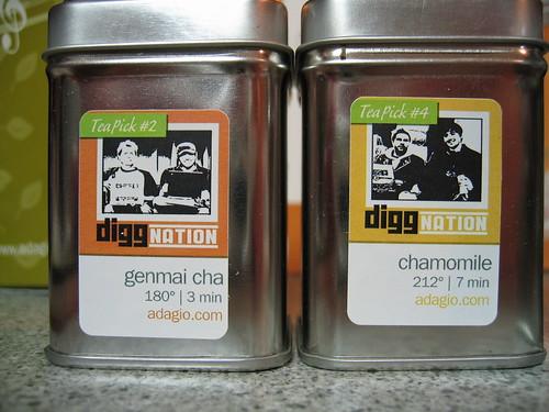 Digg Tea