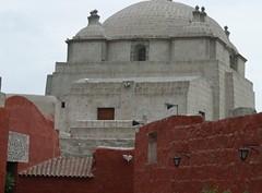 Basilica di Santa Catalina (saltino) Tags: arequipa santacatalina per2006