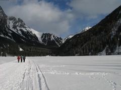 Antholzer See / Lake Antholz