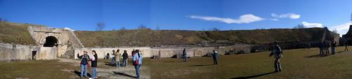 AF amphitheater panorama
