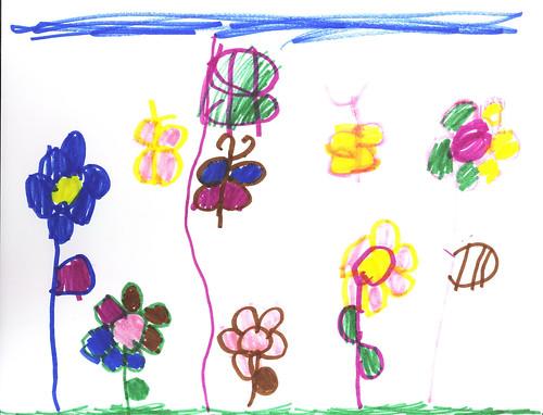 A spring scene