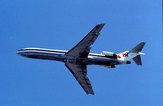 CS-TBY B727 TAP Faro 1990 (cvtperson) Tags: cstby boeing 727 tap faro fao lpfr