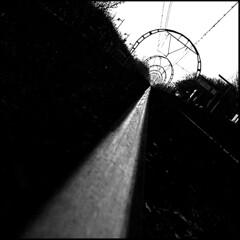 hilversum sportpark (rhodes) Tags: station geotagged vanishingpoint ns perspective railway verdwijnpunt 11treinen geolat52216482 geolon5187352