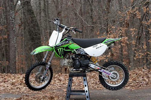 Modified Klx Taking Offers