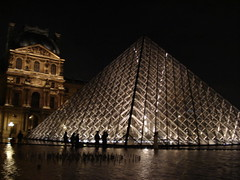 Louvre and Pyramid
