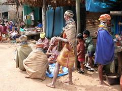 Hanumal - Onukudelli - Bilaput (Rita Willaert) Tags: india tribes indi orissa bonda stammen gadaba koraput onukudelli hanumal bilaput