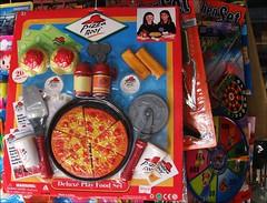 Pizza Roof (hey-gem) Tags: food kitchen toy toys store funny fastfood taiwan fake plastic pizza kirf tainan pizzahut playset imitation misadventuresintaiwan pizzaroof plstictoy