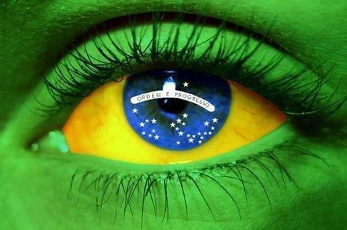 Brazilian Flag Eye Podcast #42
