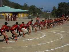 rengma games (dibopics) Tags: india festival tribal assam hornbill kohima nagaland dances dimapur dibopics angami hornbillfestival chakhesang rengma pochury