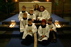Minieinführung 2006 St.Hubertus und St.Pius X.