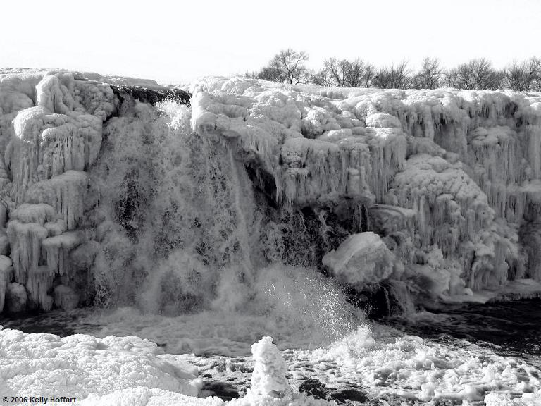 Sioux Falls under Ice VI