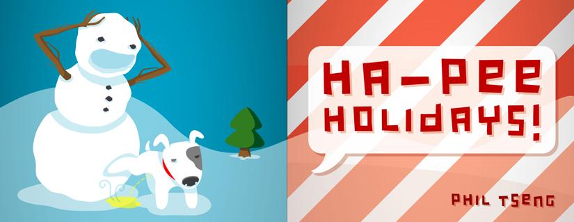 Ha-Pee Holidays!