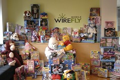 Wirefly donations to Toys for Tots (Wirefly) Tags: life christmas charity game ariel sorry truck toy toys doll dragon lego jester cabinet thomas jasmine barbie cellphone patrick games disney cabbagepatch plush puzzle gifts pooh hotwheels teddybear stuffedanimal curiousgeorge spongebob motorcycle dcist winniethepooh blocks scoobydoo marines alphabet cranium nerf toycar littlemermaid bratz cellphones thomasthetankengine toysfortots duplo candyland christmasgifts wirefly toypurse spongeart