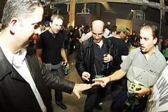 Street Match (gerwalker) Tags: rockpaperscissors rps worldchampionships 2006worldrockpaperscissorschampionships