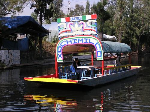 Xochimilco Gardens: A UNESCO World Heritage Site