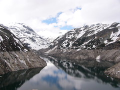 05_1218 (jimcnb) Tags: 2005 alps Österreich austria urlaub kärnten berge mai alpen maltatal gebirge stausee kölnbreinsperre