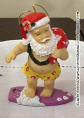 Papai Noel havaiano