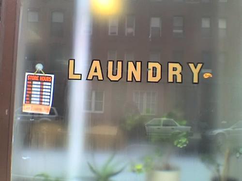 laundromat, franklin st.