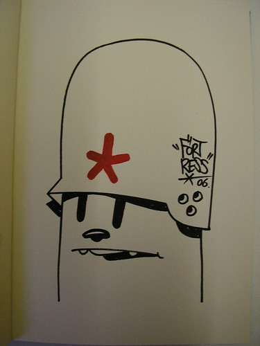[Graff / Toiles / Stickers] FLYING FORTRESS 330168809_a5e3950689