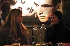 Andrea, Jen (lydia mann) Tags: andrea jennifer conversation vertigorestaurant